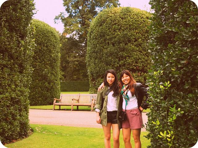 Eileen + Kensington Garden Square