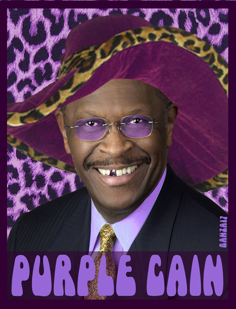 PURPLE CAIN