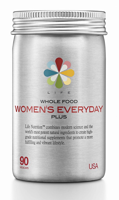 Life Nutrition Women's Everyday