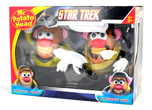 Mr. Potato Head Star Trek Series