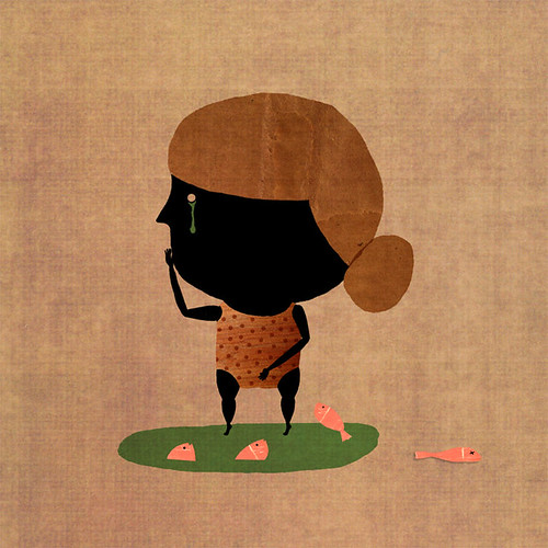 Un charco de lágrimas by Yaelfran