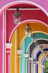 Colonial style in Penang (Bertrand Linet) Tags: colours chinese malaysia penang chinesearchitecture malaysiaarchitecture penangarchitecture bertrandlinet