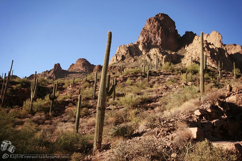 Apache Trail near Fish Creek