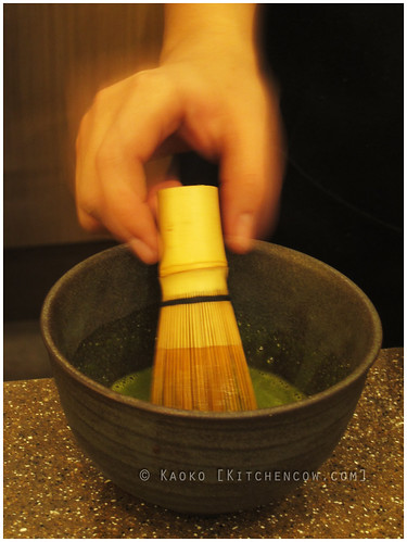 Blenz Coffee - Hand-whisked Matcha