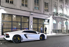 Aventador (Luke Alexander Gilbertson) Tags: london beauty nikon raw power londres lamborghini londra rare exclusive supercar matte gilbertson v12 hypercar d700 aventador