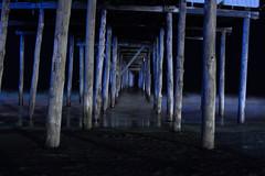 OC Fishing Pier (bryandbx) Tags: ocean sea fish beach water night canon eos pier fishing md sand surf thomas maryland wave atlantic explore bryan 7d pilings oceancity oc ocmd motherocean bryanthomas eos7d ocfishingpier