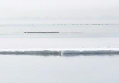 En une nuit. In one night (Amiela40) Tags: ice water season soleil spring eau printemps glace saison fondre changement