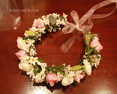 Wedding Floral Pleasanton California, Flower Girl Headpieces (Signature Bloom) Tags: california ca pink flowers wedding white flower classic floral for design photo designer sanjose fremont event designs florist weddings ideas pleasanton hyacinth weddingflowers 94566 floraldesign waxflower florists specialevents headpiece specialevent lightpink weddingideas pleasantonca 94588 floraldesigner pleasantoncalifornia flowerdesign sprayrose spraycarnation weddingflorist weddingfloral flowergirlheadpiece specialeventflowers flowersforwedding flowergirlhalo flowergirlheadpieces signaturebloom wwwsignaturebloomcom weddingfloralpleasantoncalifornia lightpinkandwhite baptismflowers pleasantoncaliforniaweddingfloral wwwfacebookcomsignaturebloom