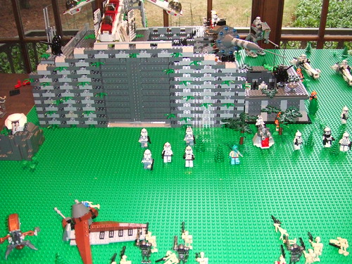 Star Wars Clone Base #001