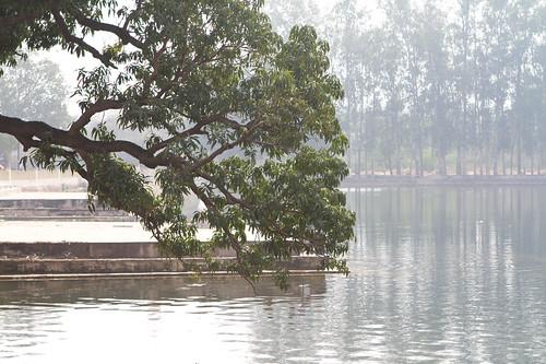 Khajuraho Lake