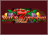 Online Wild Sevens 5 Lines Slots Review