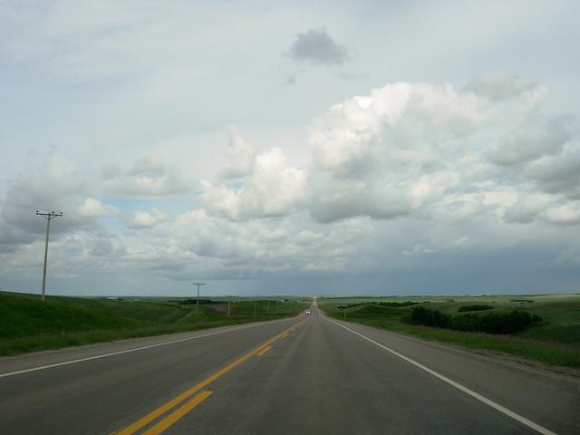 SD 063 11 Highway 14 Straight
