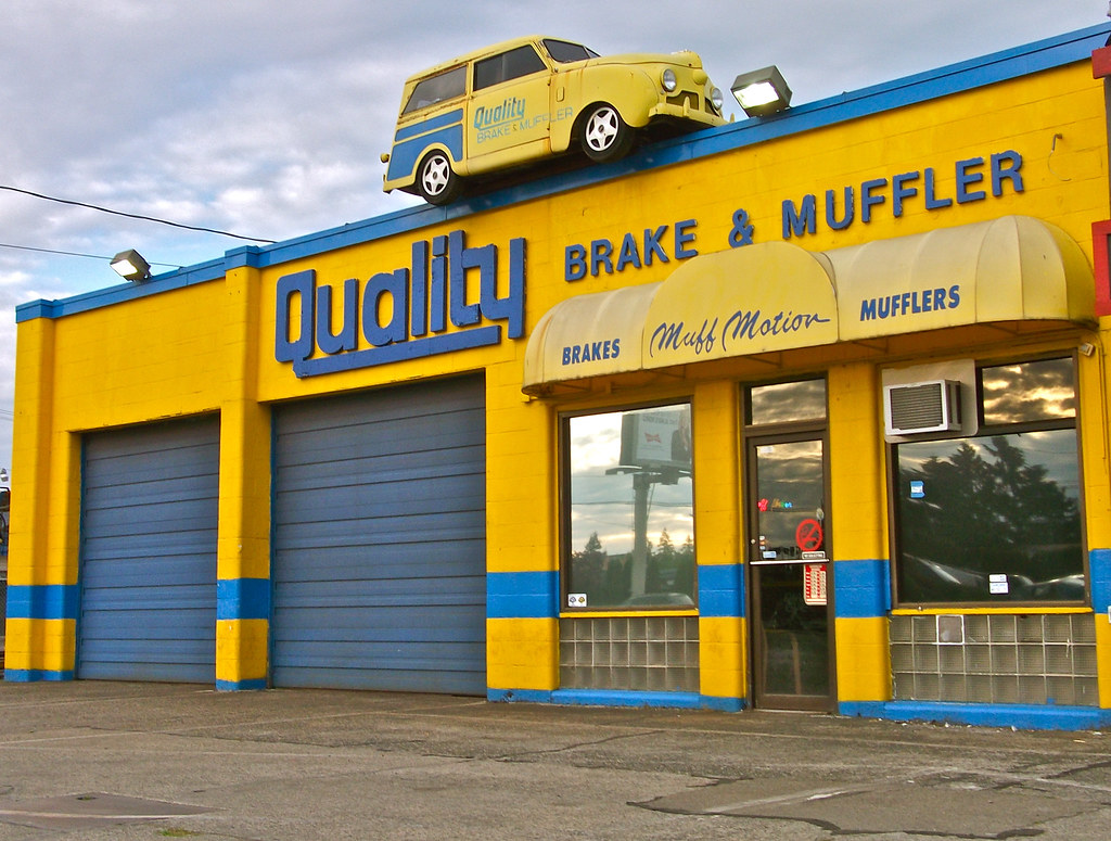 Quality Brake & Muffler