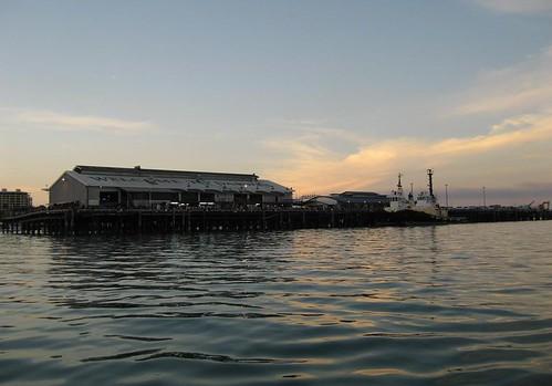Wharf precinct, Darwin Harbour