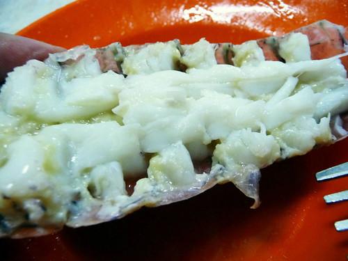 Gee Seng, Bukit Tambun -  mantis prawns flesh