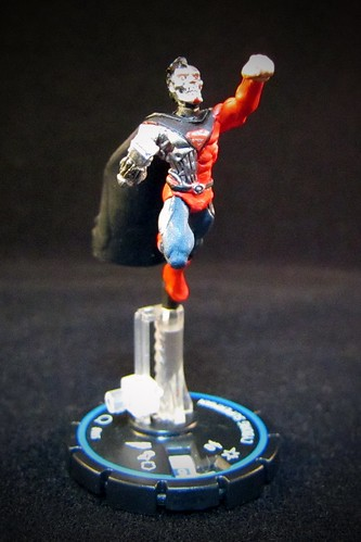 DC HeroClix Origin #65 Cyborg Superman - Experienced