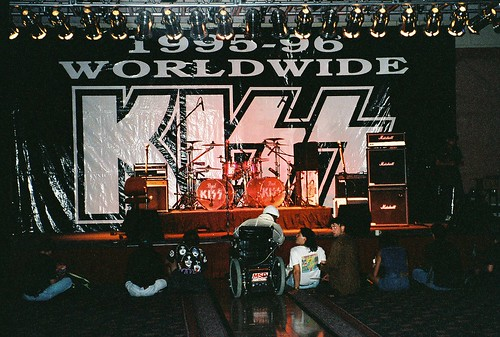 07-16-95 Kiss Convention - Bloomington, MN 010