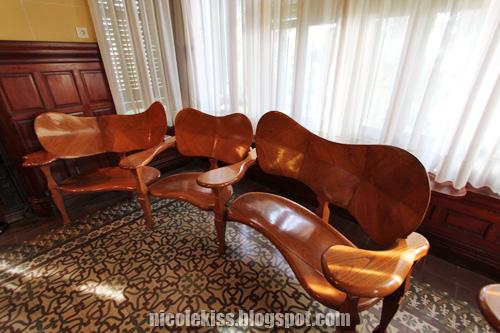 triplet chair