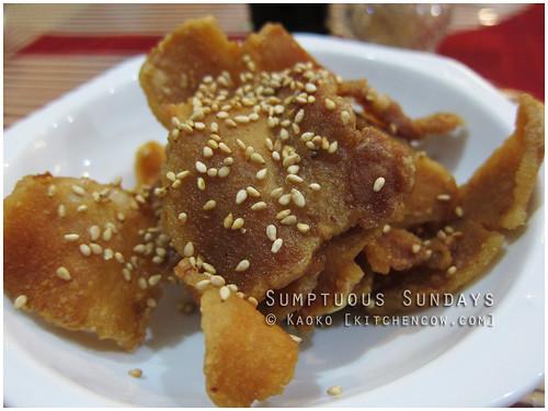 Hana Pork Senbei