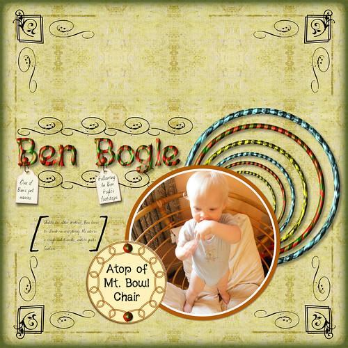 Ben Bogle