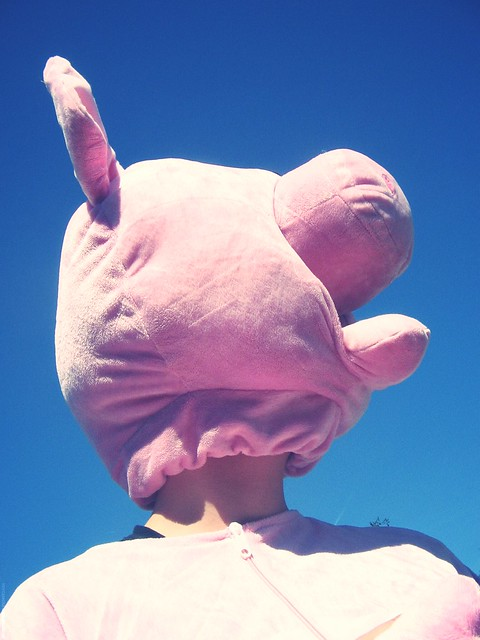 Rock am Ring 2011 - Piggie.