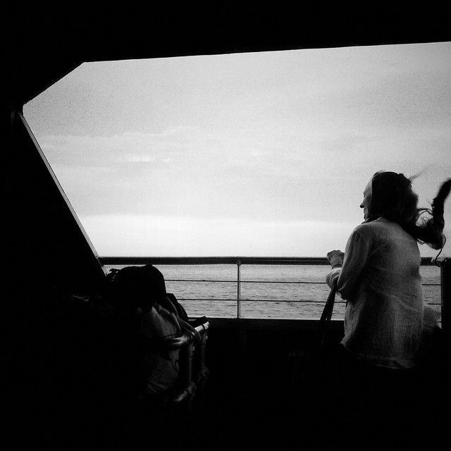 The romance of boat travel