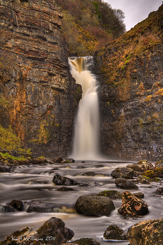Lealt Falls (1) by Shuggie!!
