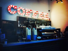 Coffee in Lights, Jewel Coffee, One Shenton Way