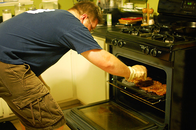 """Joseph """"Grilling"""" Steaks"""