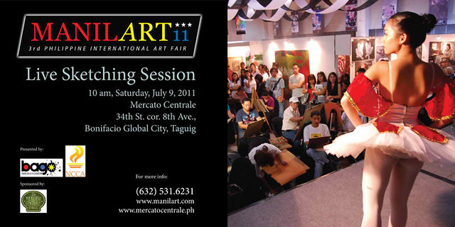 manilart11 sketching session invite SMALL