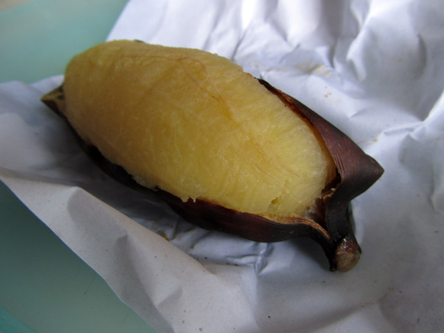 Grilled Sweet Banana