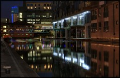 (Barney - Ian B) Tags: night birmingham hdr