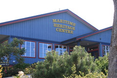 Maritime Heritage Center in Campbell River