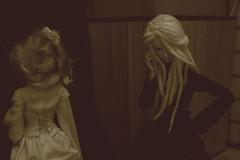Speechless Story 9 (Nylh) Tags: mantis bjd asylum minotaure dollmate transcendb smm1