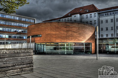 Thringer Ministerium, Erfurt (Surprise23) Tags: germany deutschland thringen erfurt thuringia ministerium tmsfg