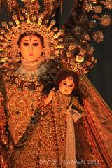 Queen of the most holy Rosary La Naval de Manila (davyop) Tags: de la manila naval