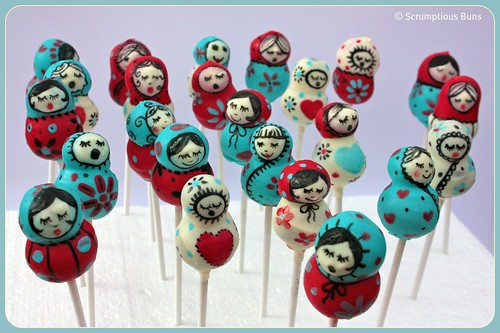 Russian Doll POPs by Scrumptious Buns (Samantha)