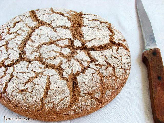 хлеб ржаной с тмином 2
