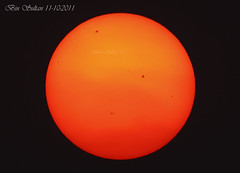 Sunspots   () Tags: bin sultan qatar sunspots
