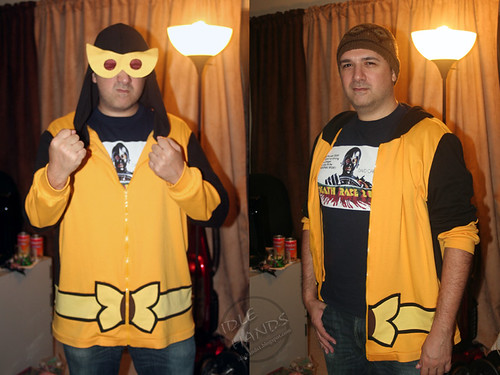 Venture Brothers Henchman Hoodie by Eileen Cleary  sc 1 st  Flickriver & Flickriver: IdleHandsBlogu0027s photos tagged with venturebrothers