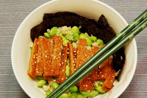 Inari Sushi Bowl