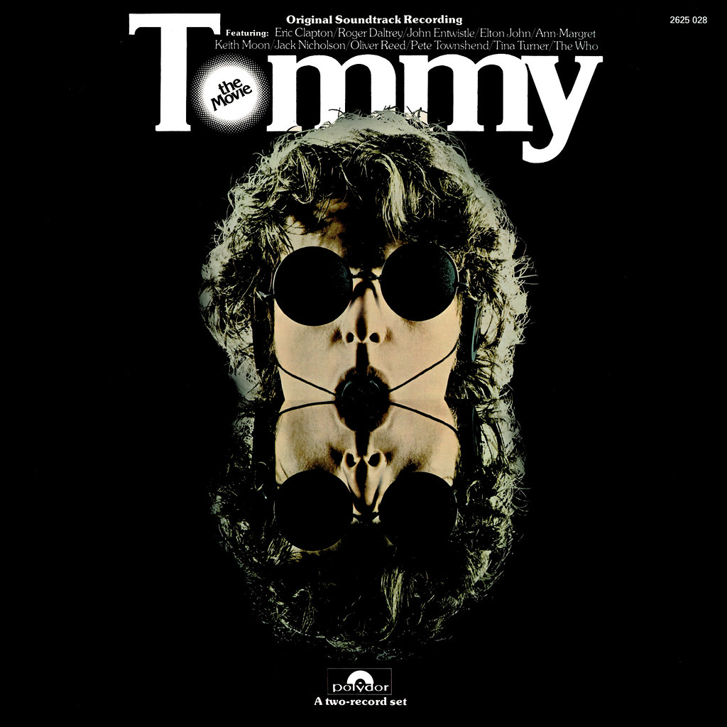 tommy lp cover art