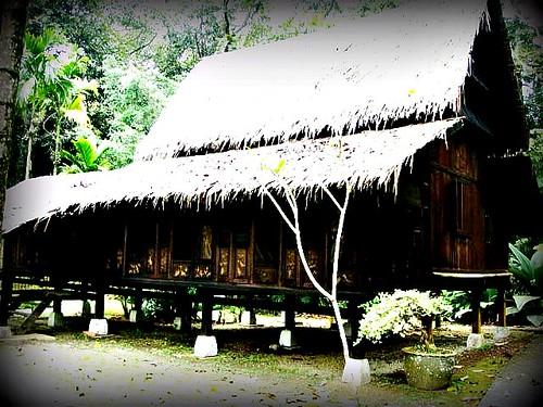 Traditional Malacca Malay House