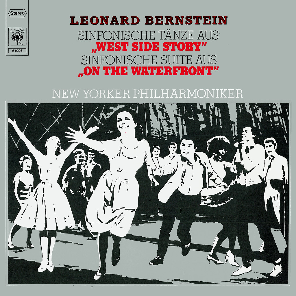 bernstein on the waterfront essay Find helpful customer reviews and review ratings for leonard bernstein  the essay spends more time discussing bernstein's  waterfront (1960)  bernstein:.