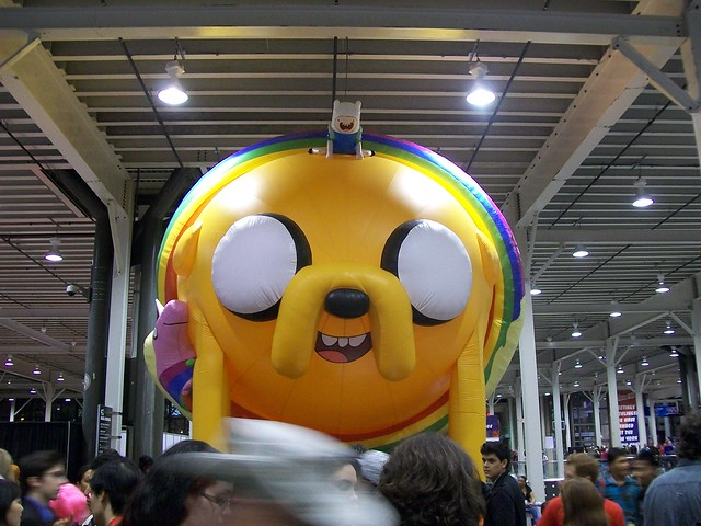 Adventure Time Inflatable