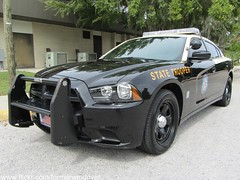Florida Highway Patrol - 2011 Dodge Charger - Brand New (FormerWMDriver) Tags: new light bar sedan florida police bumper cop vehicle push law fl enforcement emergency cruiser patrol brandnew dodgecharger unit statetrooper lightbar 2011 pushbar fhp floridahighwaypatrol code3javelin setinabodyguard