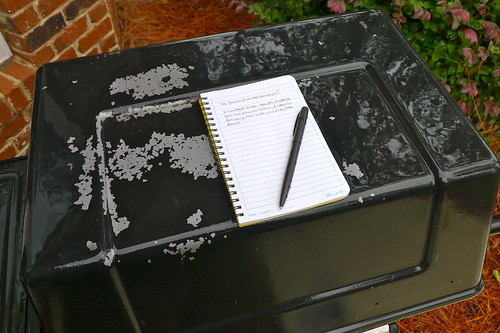 Rite In The Rain Notebook - It's Raining!