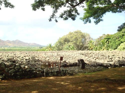 Ulupo Heiau – Ancient Sacred Site in Windward Oahu, Hawaii