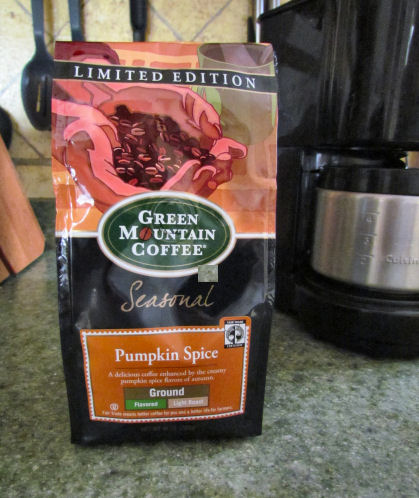 Green Mountain Coffee Pumpkin Spice