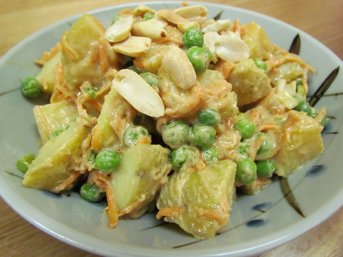 Indonesian-Style Potato Salad